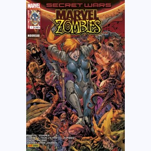Secret Wars - Marvel Zombies : n° 1