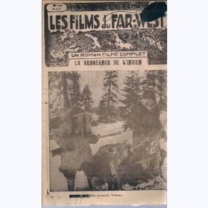 Les Films du Far-West : n° 118, La vengeance de l'indien