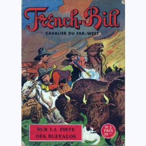 French-Bill : n° 2, Sur la piste des buffalos