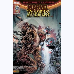 Secret Wars - Marvel Zombies : n° 2