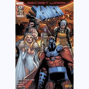 Secret Wars - X-men : n° 2
