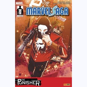 Marvel Saga (2ème Série) : n° 11, Punisher