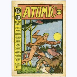 Atomic : n° 1, Le plan Hopkins