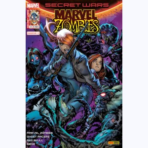 Secret Wars - Marvel Zombies : n° 3A