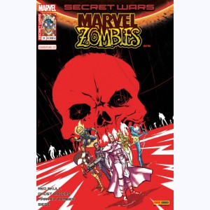 Secret Wars - Marvel Zombies : n° 3B