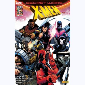 Secret Wars - X-men : n° 3