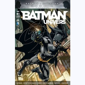 Batman Univers : n° 1