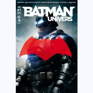 Batman Univers : n° 1B