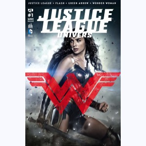 Justice League Univers : n° 1B