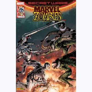 Secret Wars - Marvel Zombies : n° 4