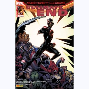 Secret Wars - Ultimate End : n° 4
