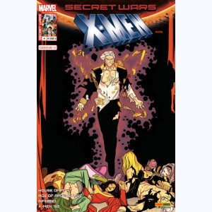 Secret Wars - X-men : n° 4A