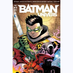 Batman Univers : n° 3