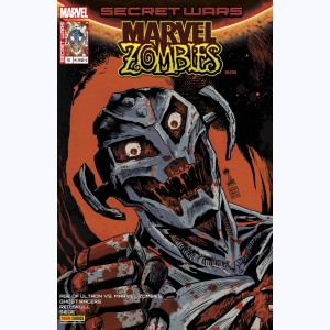 Secret Wars - Marvel Zombies : n° 5