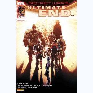 Secret Wars - Ultimate End : n° 5A