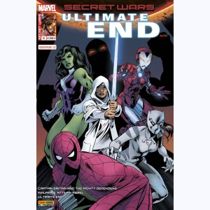 Secret Wars - Ultimate End : n° 5B