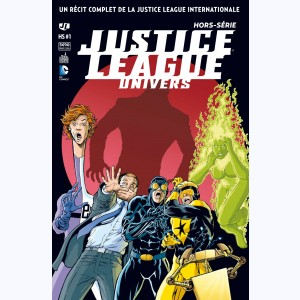 Justice League Univers (Hors Série) : n° 1