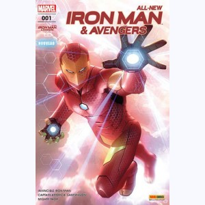 All-New Iron Man & Avengers : n° 1