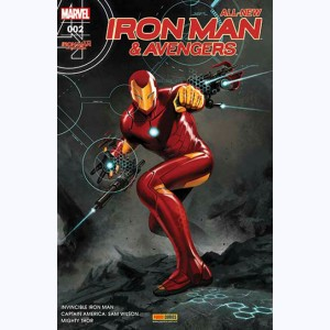 All-New Iron Man & Avengers : n° 2