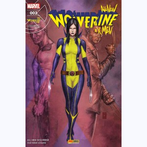 All-New Wolverine & X-Men : n° 2A