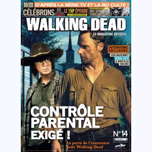 Walking Dead magazine : n° 14A