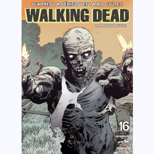 Walking Dead magazine : n° 16B