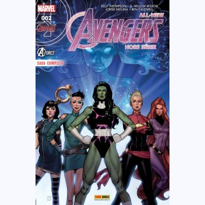 All-New Avengers (Hors Série) : n° 2