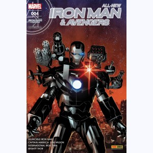 All-New Iron Man & Avengers : n° 4B