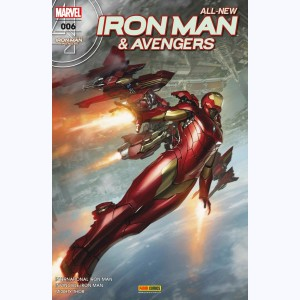 All-New Iron Man & Avengers : n° 6