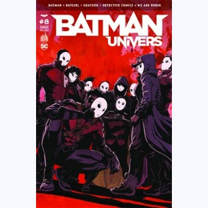 Batman Univers : n° 8