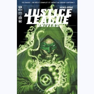 Justice League Univers (Hors Série) : n° 3