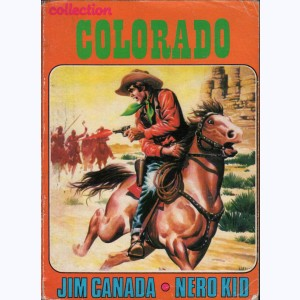 Collection Colorado (Album) : n° 1, Recueil 1 (NK116, JC285, JC289)
