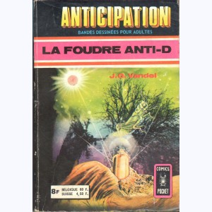 Anticipation (Album) : n° 3072, Recueil 3072 La Foudre Anti-D