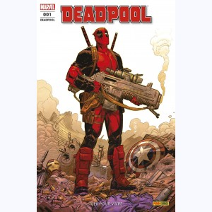 Deadpool (fresh start) : n° 1