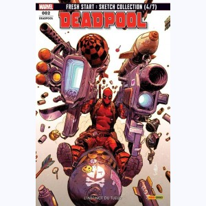 Deadpool (fresh start) : n° 2