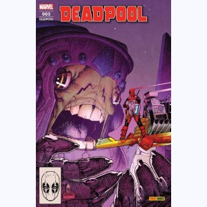 Deadpool (fresh start) : n° 3