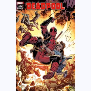 Deadpool (fresh start) : n° 4
