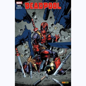 Deadpool (fresh start) : n° 5