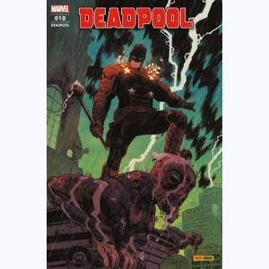 Deadpool (fresh start) : n° 10