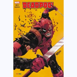 Deadpool (fresh start) : n° 11