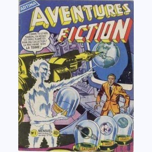 Aventures Fiction