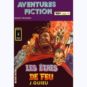 Aventures Fiction (3ème Série Album)