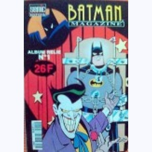 Batman Magazine (Album)