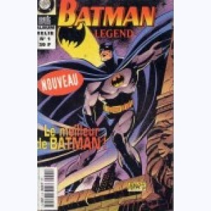 Série : Batman Legend (Album)