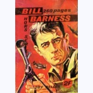 Série : Bill Barness (HS)