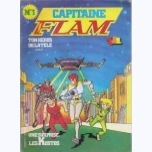 Série : Capitaine Flam Journal