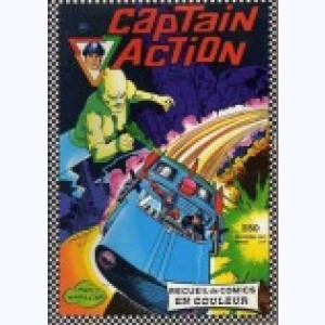 Série : Captain Action (Album)