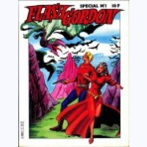 Série : Flash Gordon Géant (Album)