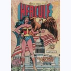 Hercule avec Wonder Woman