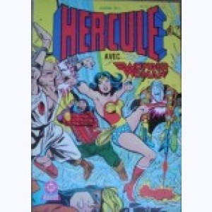 Hercule avec Wonder Woman (Album)